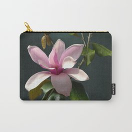 Spade's Pink Magnolias Carry-All Pouch