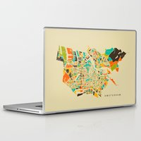 amsterdam Laptop & iPad Skins featuring Amsterdam by Nicksman