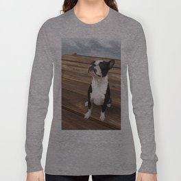 Boston Terrier 1 Long Sleeve T-shirt