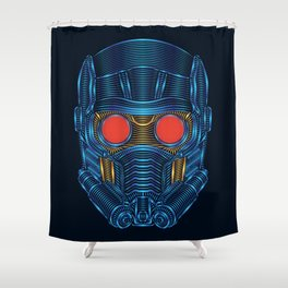 Star-Lord | Guardians of the Galaxy Shower Curtain
