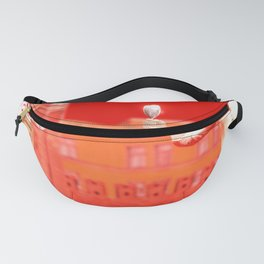 SquaRed: No pain No Gain Fanny Pack