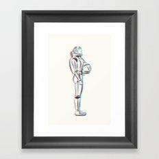 Destiny in 3D Framed Art Print