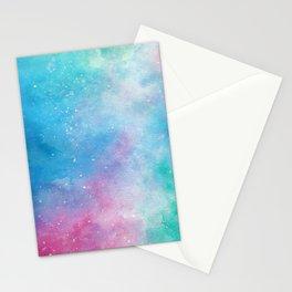 Fae Galaxy Stationery Cards