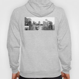 Water towers of the New York City. Hoody
