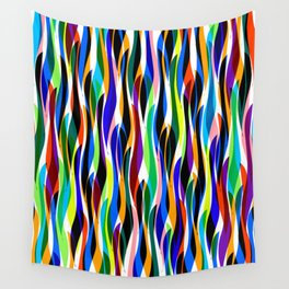 Colorful seaweed Wall Tapestry