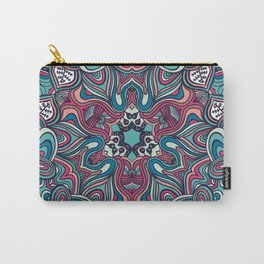 psychedelic ornament Carry-All Pouch