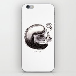 One witch iPhone Skin