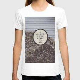 I Became Lost Inside My Mind T-shirt