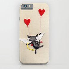 Zombie Kitty Plays Cupid iPhone 6s Slim Case