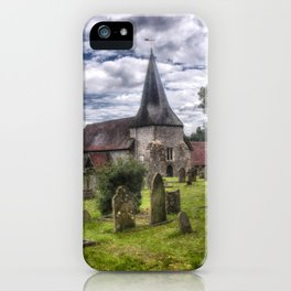 St Mary Barcombe iPhone Case