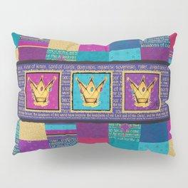 King of Kings Crowns Amanya Design Pillow Sham