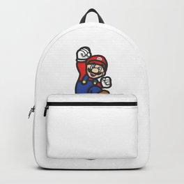 Mario Pipe Pocket Backpack