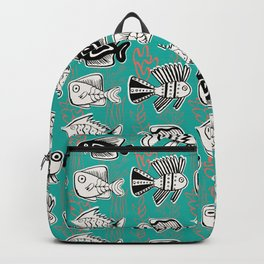 Funky Fish Backpack