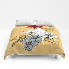 A Piece of Nature Comforters