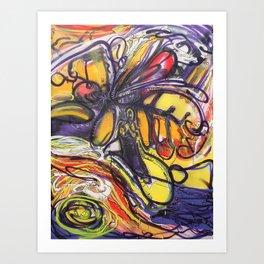 2011 Current Art Print