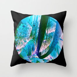 in_k Throw Pillow