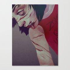 zombiesgonewild Canvas Print