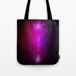 Purple Yggdrasil Tote Bag