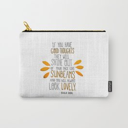 Sunbeams Carry-All Pouch
