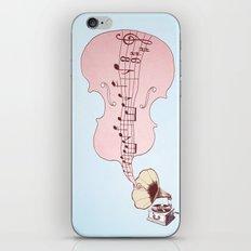 musical moment II  iPhone & iPod Skin