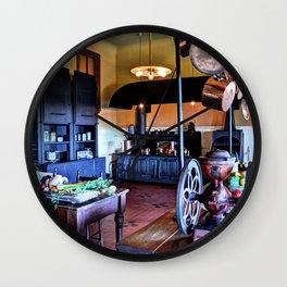 Biltmore Kitchen Wall Clock
