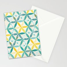 Patchwork Sunshine Stationery Cards