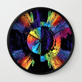 Axis Of Equals Wall Clock