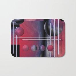 liking geometry -2- Bath Mat