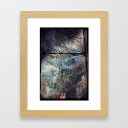 Following  Framed Art Print