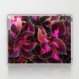 Intricate Coleus Design Laptop & iPad Skin