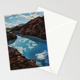 Clear Waters Stationery Cards