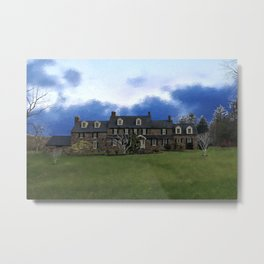 Pearl S. Buck House Metal Print