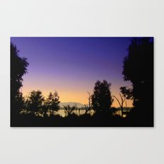 Lake Fyans - Australia Canvas Print