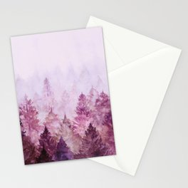 Fade Away II Stationery Cards