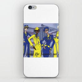 Sigma Supports the Troops iPhone Skin