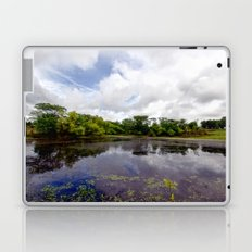Pond Reflections Laptop & iPad Skin