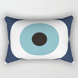 Evil Eye/Mataki Rectangular Pillow