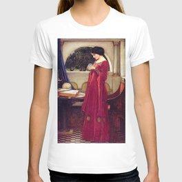 John William Waterhouse The Crystal Ball T-shirt