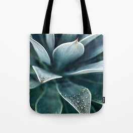 Agave Rain #1 Tote Bag