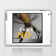 Orbweaver FEAR NO ART Laptop & iPad Skin