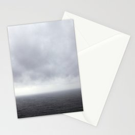 Sooner or later, some place deep. Stationery Cards