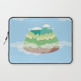 Mountains In The Sky Laptop Sleeve