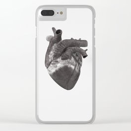 reach out Clear iPhone Case