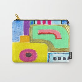 City Lovers Carry-All Pouch