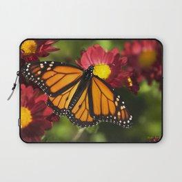 Monarch Butterfly Laptop Sleeve
