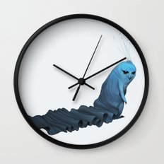 Caped Kimkao Wall Clock