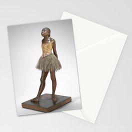 Edgar Degas - Little Dancer Aged Fourteen.jpg Stationery Cards