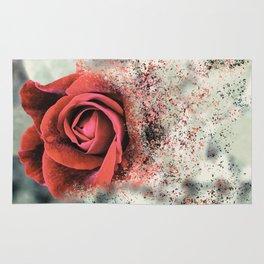 Rose Disbursement Rug