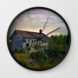 Three Sisters Wall Clock