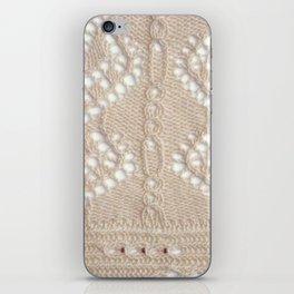 Ivory Spires 1 iPhone Skin